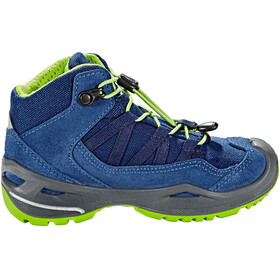 Lowa Robin GTX QC Shoes Junior blue/lime